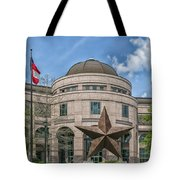The Texas State History Museum Tote Bag