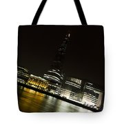 The Thames Downhill Tote Bag