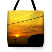 The Things That Linger Tote Bag