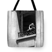 The Thinker - Sao Paulo Tote Bag