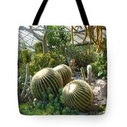 The Three Cacti Tote Bag
