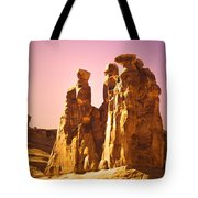 The Three Gossips In The Light Tote Bag