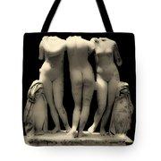 The Three Graces Tote Bag