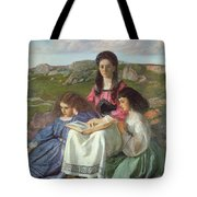 The Three Sisters Of Dean Liddell Tote Bag