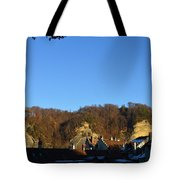 The Three Stones From Burgdorf Tote Bag