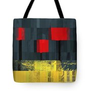 The Three Trees - J021580118  Tote Bag