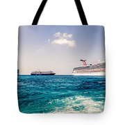 The Threesome Tote Bag