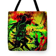 The Thunder Of Rock 'n' Roll Tote Bag