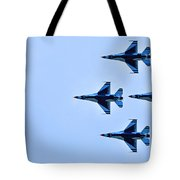 The Thunderbirds Are Here  Tote Bag