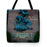 The Thundering Herd Tote Bag