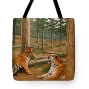 The Tigers Tote Bag