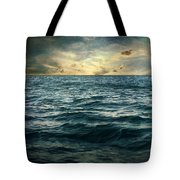 The Time I Was Daydreaming Tote Bag by Taylan Apukovska