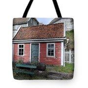 The Tiny House Tote Bag