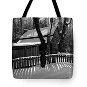 The Tipton Place Homestead II Tote Bag