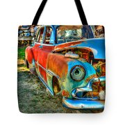 The Tired Chevy 2 Tote Bag