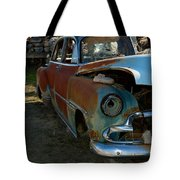 The Tired Chevy 3 Tote Bag