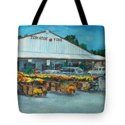 The Tomatoe Vine Tote Bag
