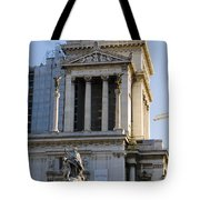 The Tomb Of The Unknown Soldier Tote Bag