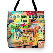 the Torah is aquired with attentive listening 7 Tote Bag