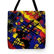 The Torn Fabric Of Life Tote Bag