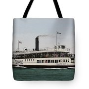 The Toronto Trillium  Tote Bag