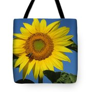 The Touch Of Sun Tote Bag