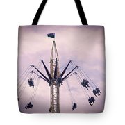 The Tower Swing Ride 1 Tote Bag