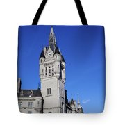 The Town House Tote Bag