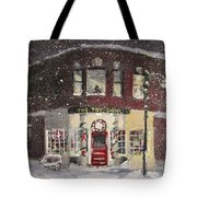 The Toy Shop Tote Bag by Jack Skinner