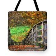 The Trail Arches On Tote Bag