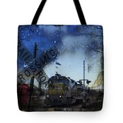 The Train Tote Bag
