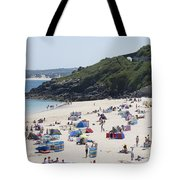 The Train Line Porthminster Tote Bag