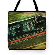 The Train Ride Tote Bag