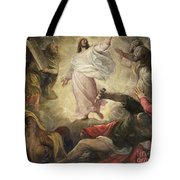 The Transfiguration Of Christ Tote Bag