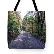 The Traveler's Road Tote Bag