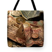 The Traveller's Nightstand Tote Bag