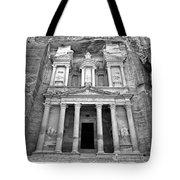 The Treasury At Petra Tote Bag