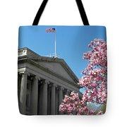 The Treasury Building Tote Bag
