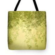 The Trees First Light Tote Bag