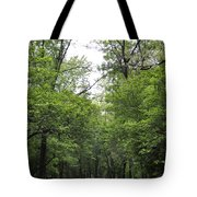 The Trees Of Illinois Tote Bag