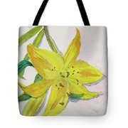 The Trickiness Of Yellow Tote Bag