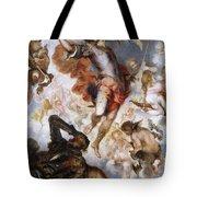 The Triumph Of Saint Hermenegild Tote Bag