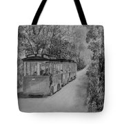 The Trolley Tote Bag