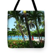 The Tropics Tote Bag