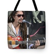 The Troubadour - Javier Manik 4 Tote Bag