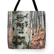 The True Love Tree Tote Bag