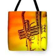 The Trumpet Tote Bag