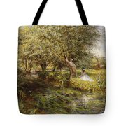 The Trysting Place Tote Bag