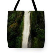 The Tunnel Behind Tunnels Falls Tote Bag