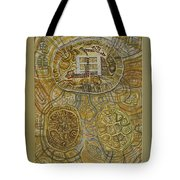 The Turtle Snake Tote Bag